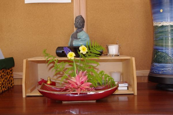 Red cedar zen community the way of flowers the way of flowers bringing nature into your home with art of japanese inspired flower arranging sciox Gallery